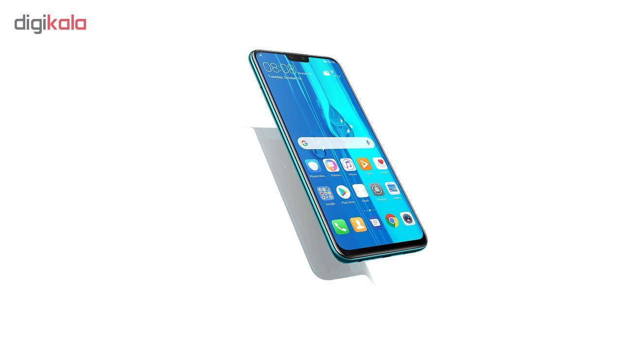 گوشی موبایل هوآوی مدل Y9 2019 JKM-LX1 دو سیم کارت ظرفیت 64 گیگابایت و رم 4 گیگابایت بههمراه شارژر همراه تسکو مدل TP 842N ظرفیت 10000 میلیآمپرساعت main 1 18