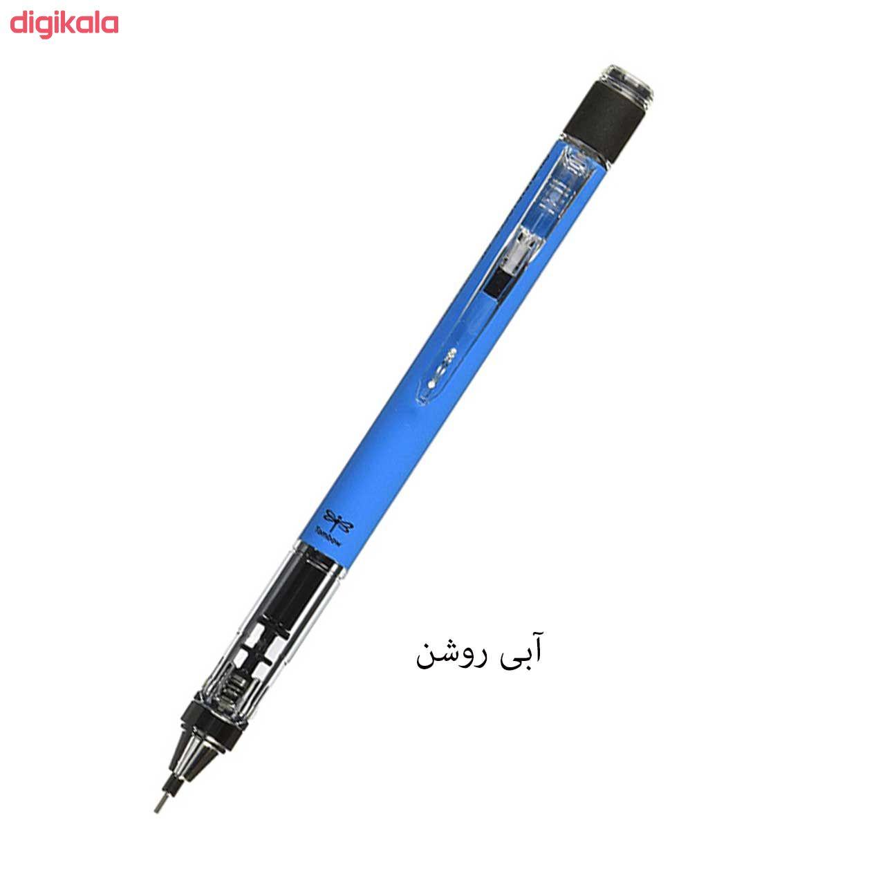 مداد نوکی 0.5 میلی متری تومبو مدل MONO GRAPPH main 1 13