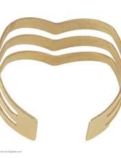 انگشتر طلا 18 عیار زنانه نیوانی مدل NR029 -  - 3