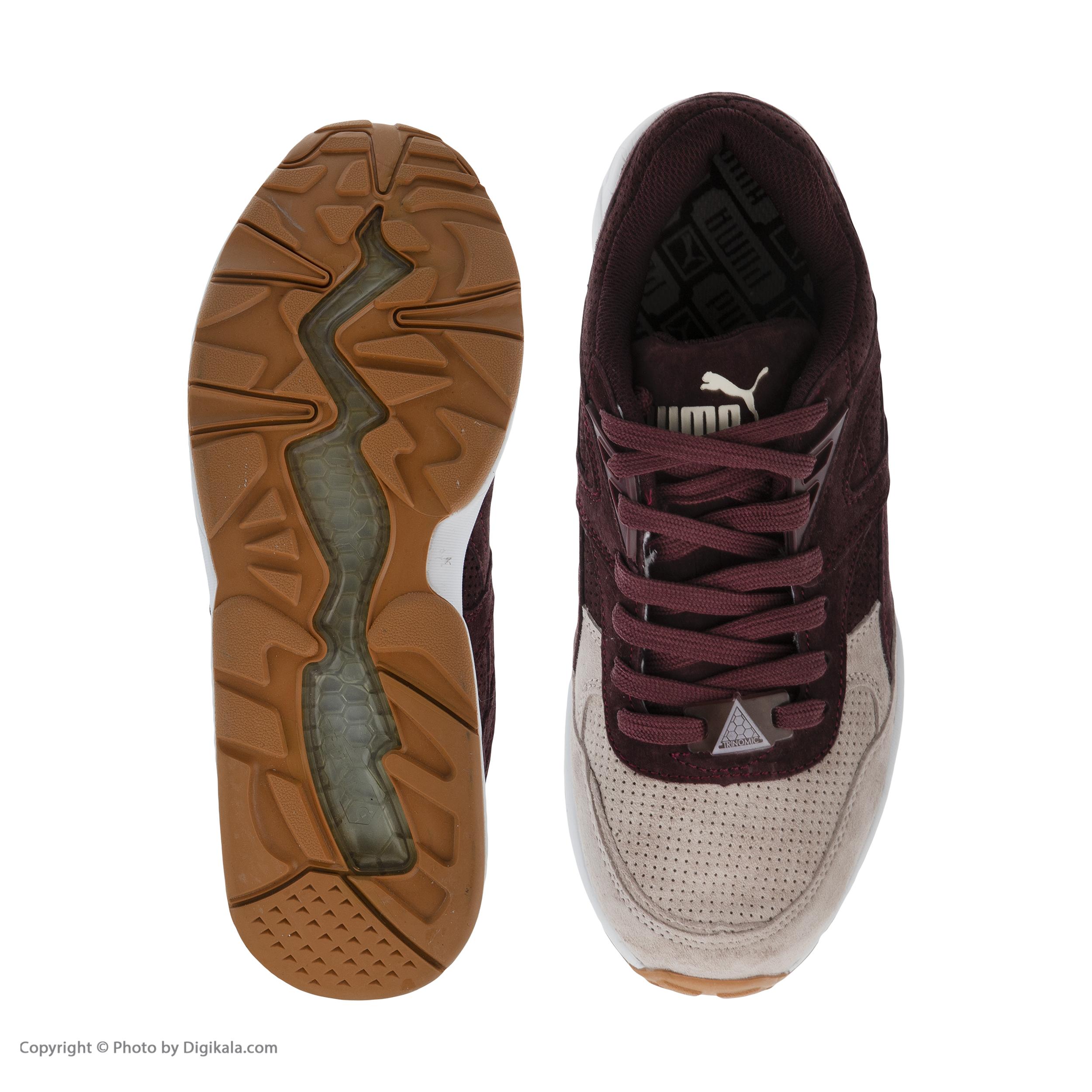 خرید                      کفش پیاده روی مردانه پوما مدل TRINOMIC R698