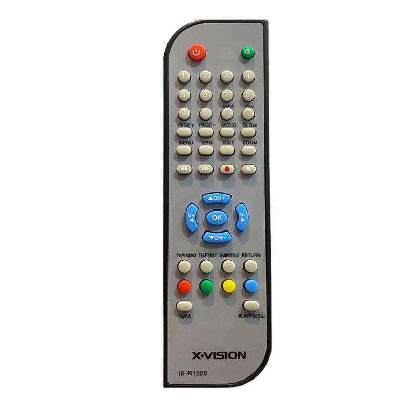 ریموت کنترل ایکس ویژن مدل 1256