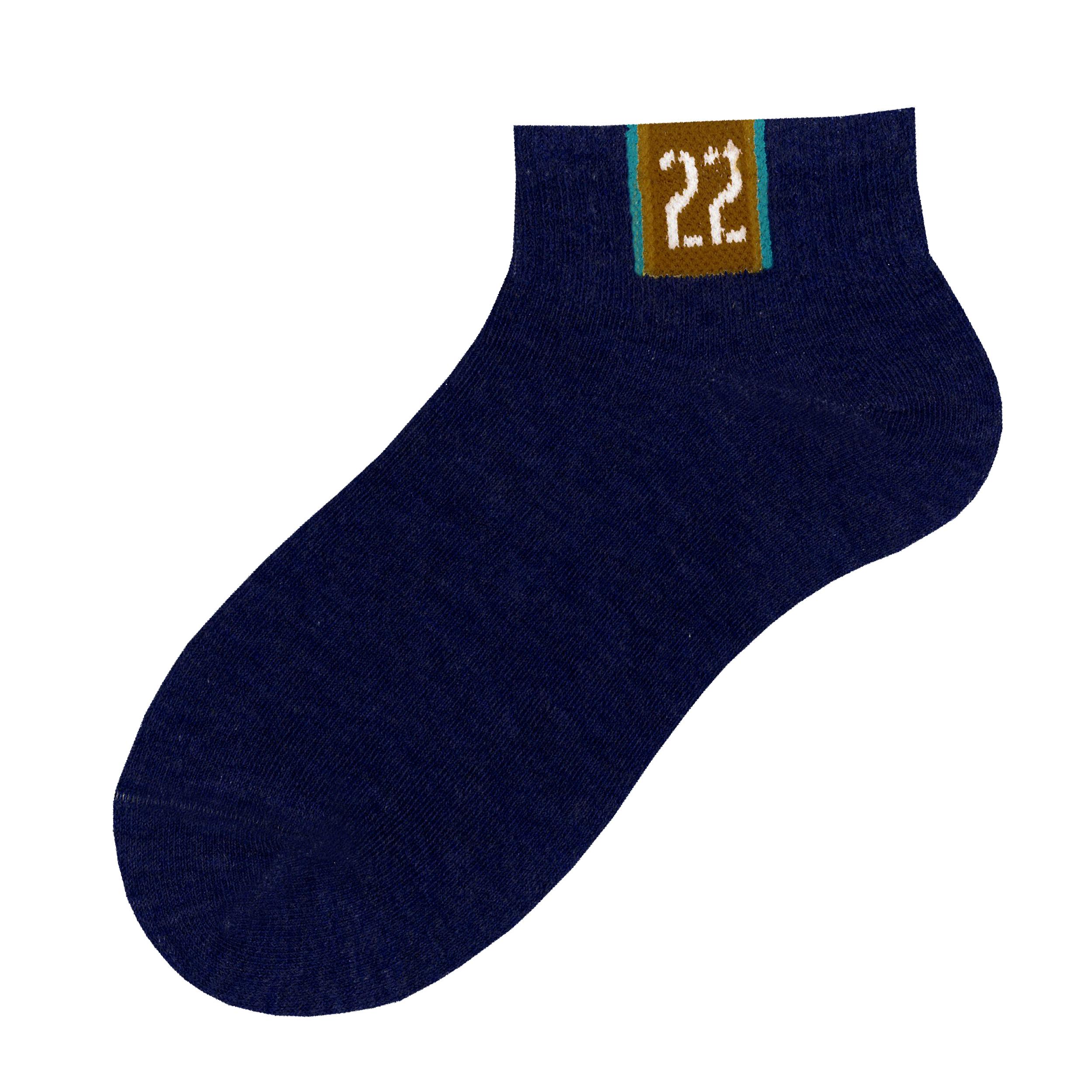 جوراب پسرانه دیزر طرح 22 کد fiory1057