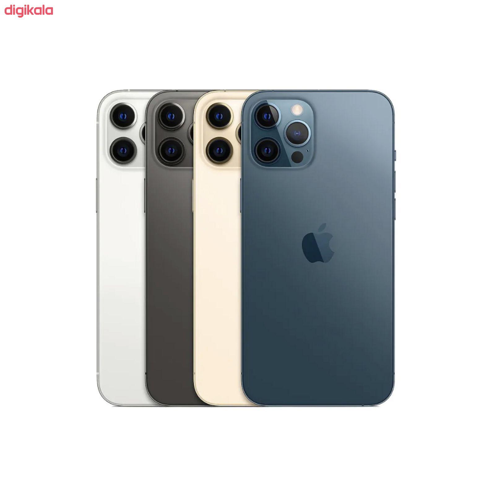 گوشی موبایل اپل مدل iPhone 12 Pro Max A2412 دو سیم کارت ظرفیت 256 گیگابایت main 1 4