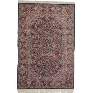 فرش دستبافت 6 متری مدل کرمان کد 001