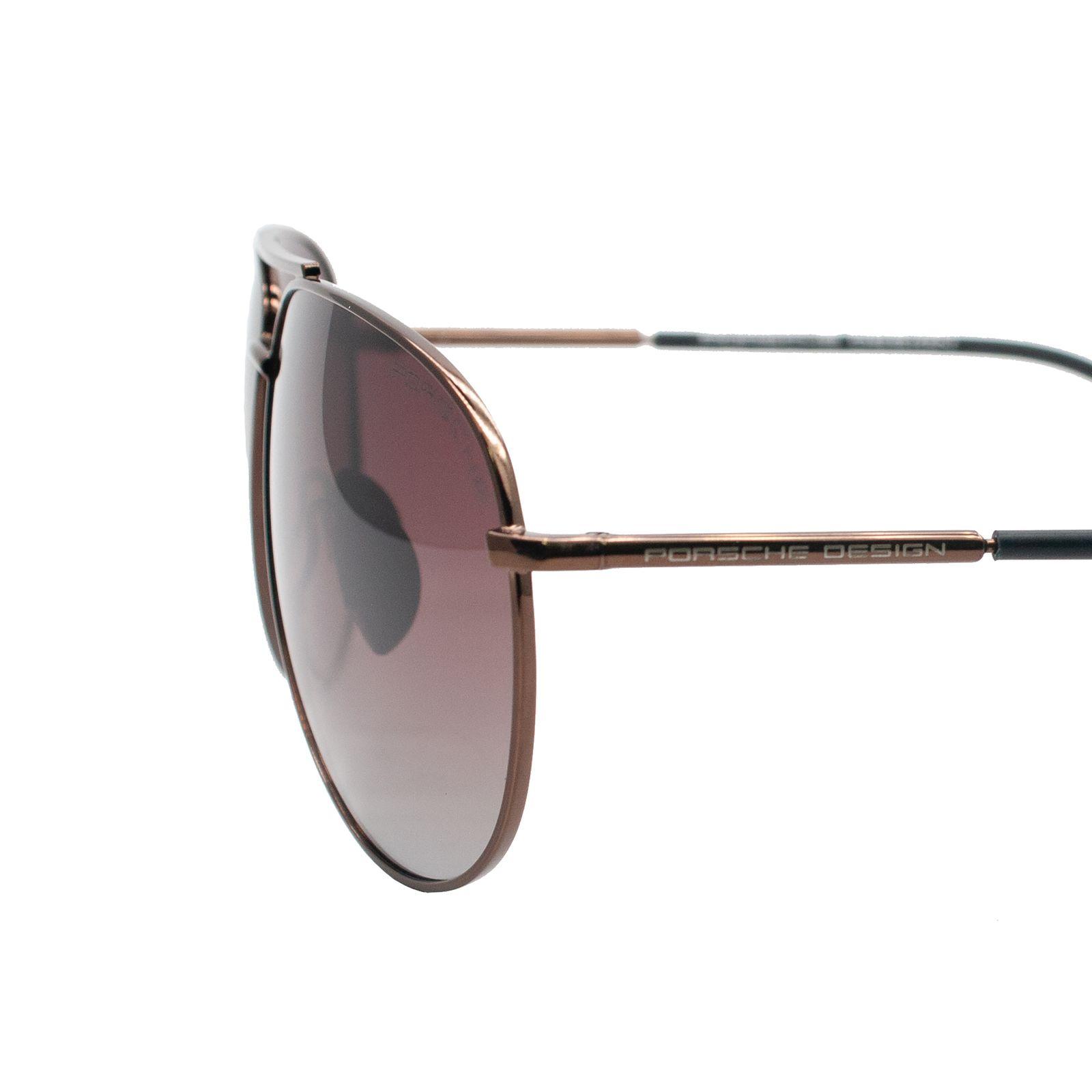 عینک آفتابی پورش دیزاین مدل P 8629 -  - 6