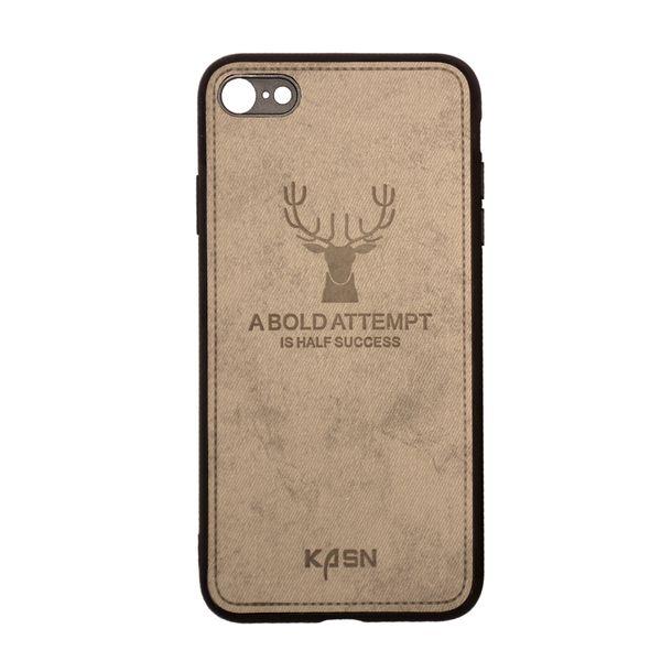 کاور طرح گوزن مدل Kasn مناسب برای گوشی موبایل اپل Iphone 7/8
