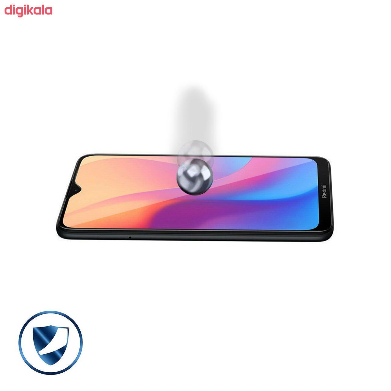 محافظ صفحه نمایش سیحان مدل FG مناسب برای گوشی موبایل شیائومی Redmi 9 main 1 4