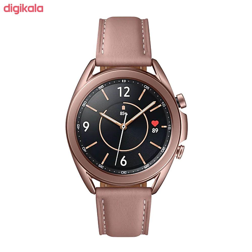 ساعت هوشمند سامسونگ مدل Galaxy Watch3 SM-R850 41mm main 1 5