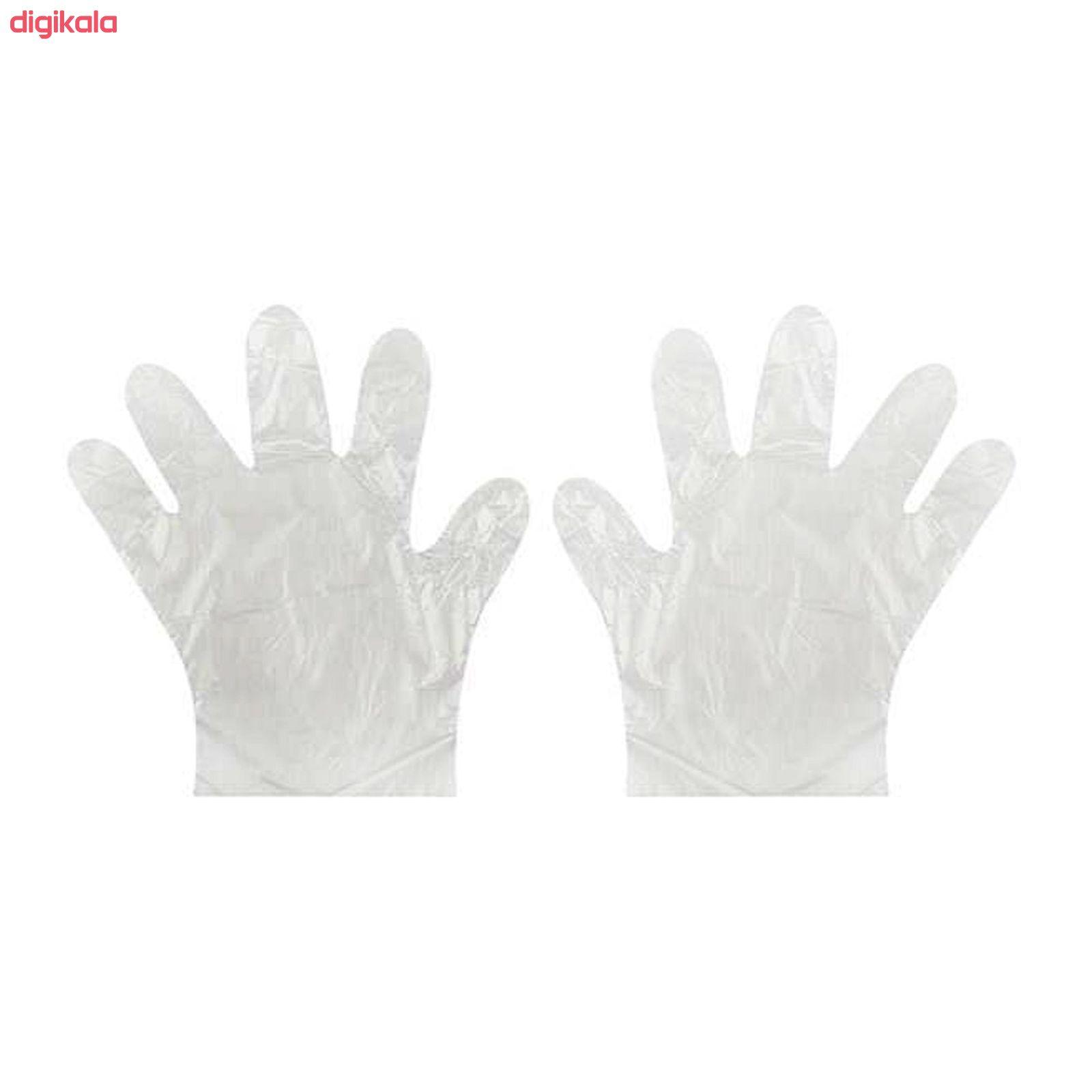 دستکش یکبار مصرف مدل 002 بسته 100 عددی main 1 1