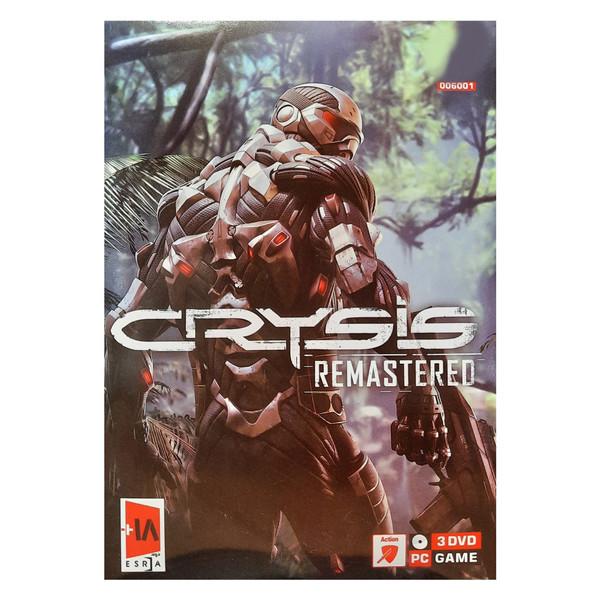 بازی Crysis Remasrered مخصوص PC