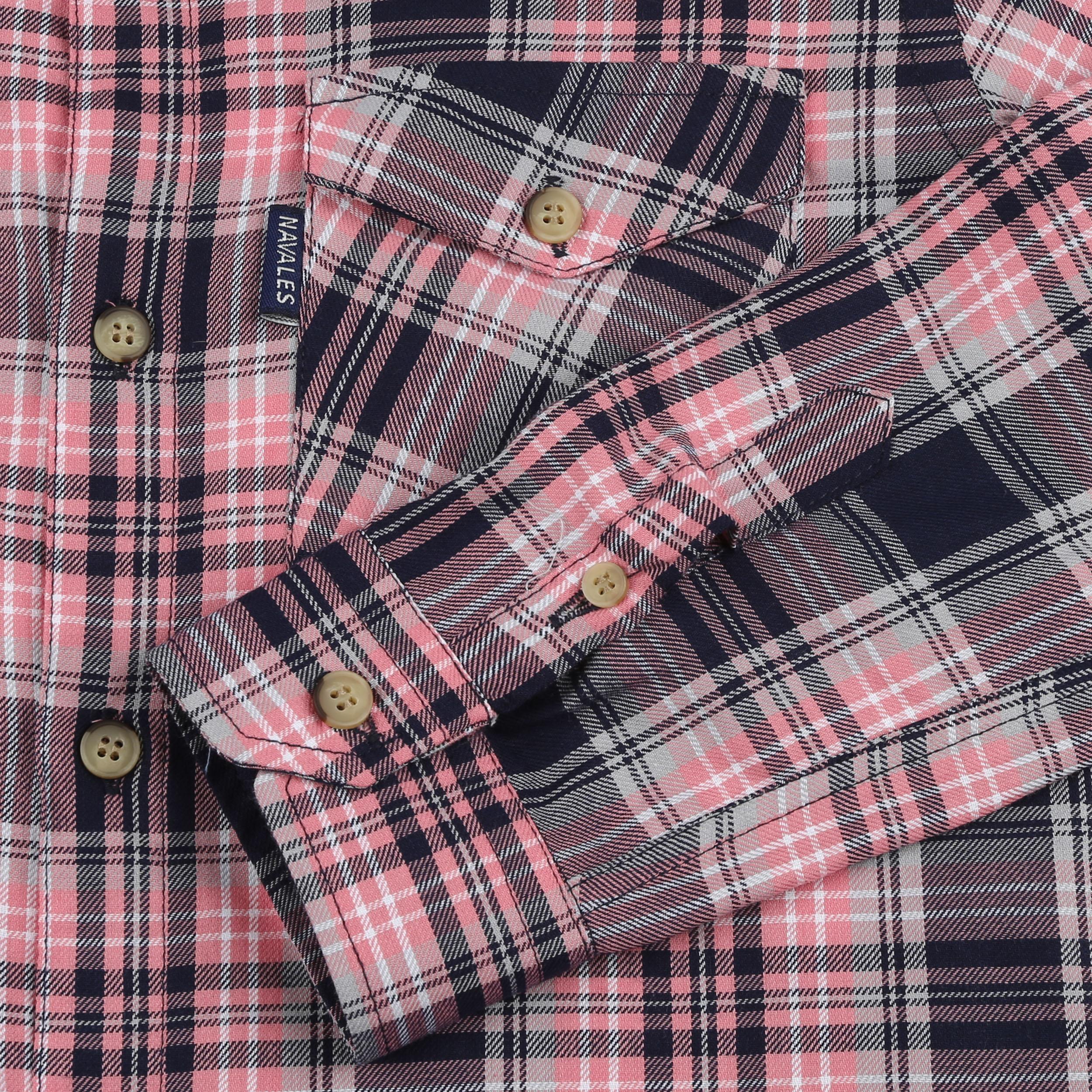 پیراهن پسرانه ناوالس کد R-20119-PK main 1 3