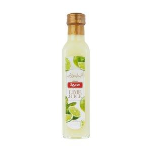 آب لیمو ترش سمیه - 260 گرم