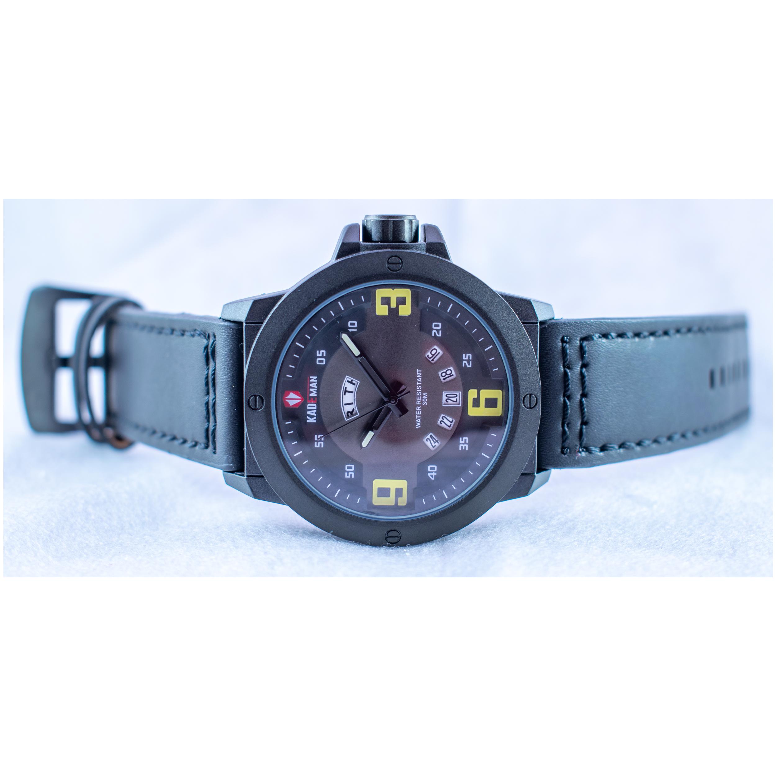 ساعت مچی عقربهای مردانه کیدمن مدل 6537G