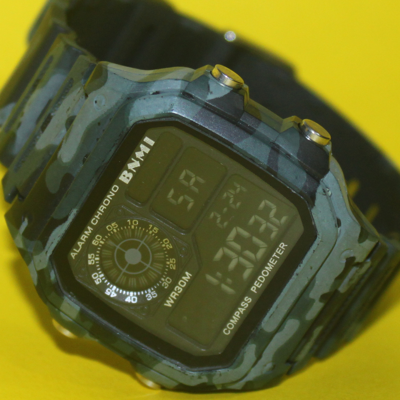 ساعت مچی دیجیتال کد BN-MI001             قیمت