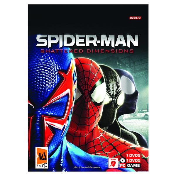 بازی Spider-Man Shattered Dimensions مخصوص PC نشر گردو