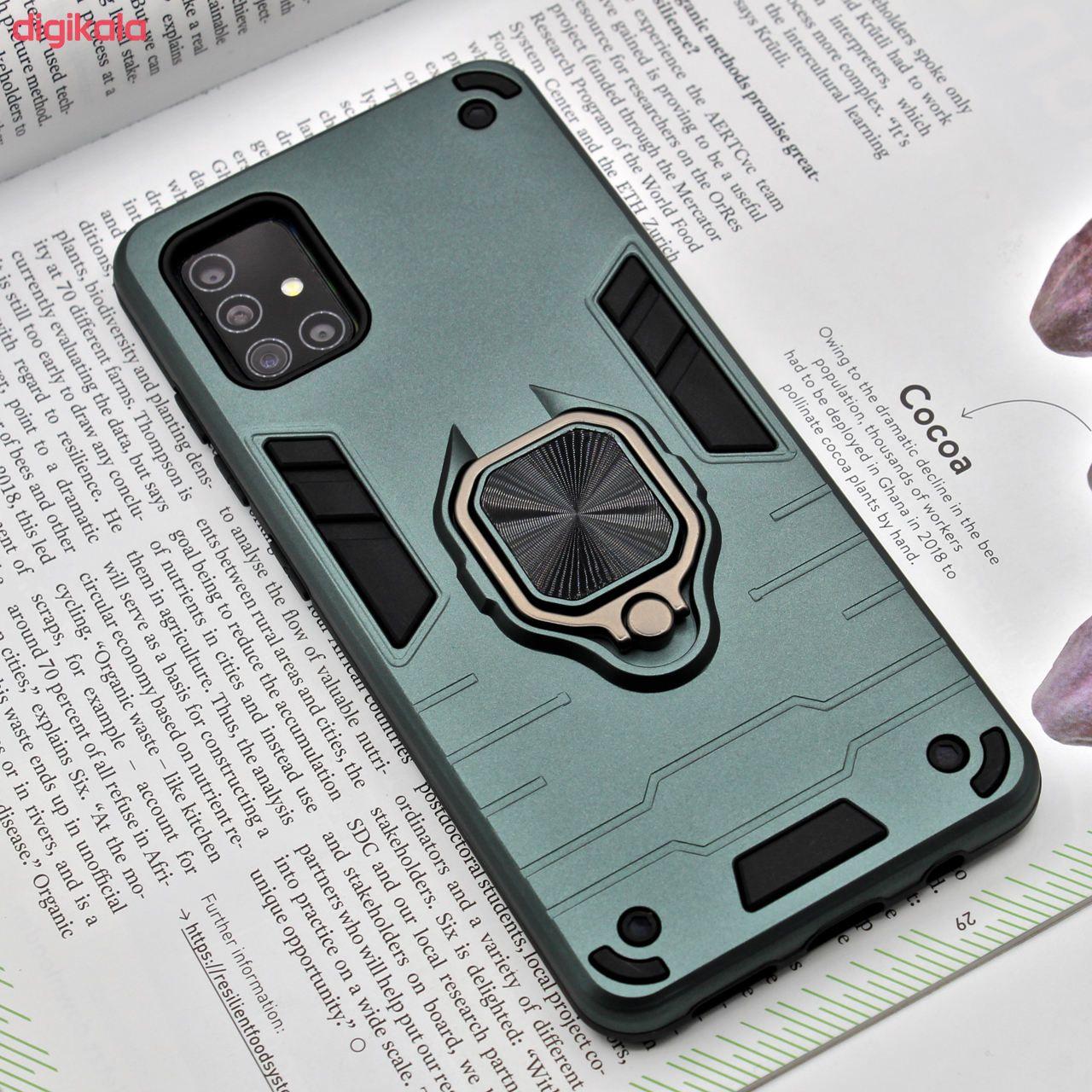 کاور کینگ پاور مدل ASH22 مناسب برای گوشی موبایل سامسونگ Galaxy A31 main 1 5