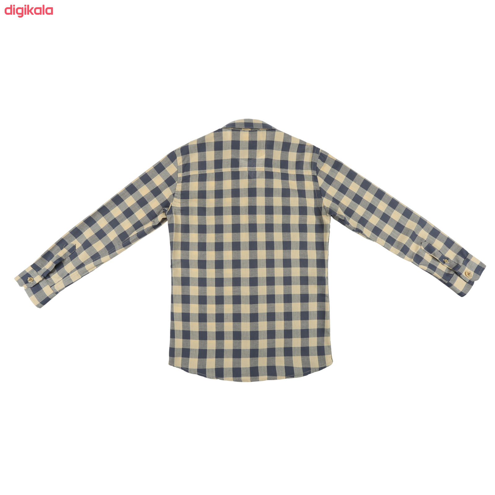 پیراهن پسرانه ناوالس کد D-20119-YLGY main 1 3