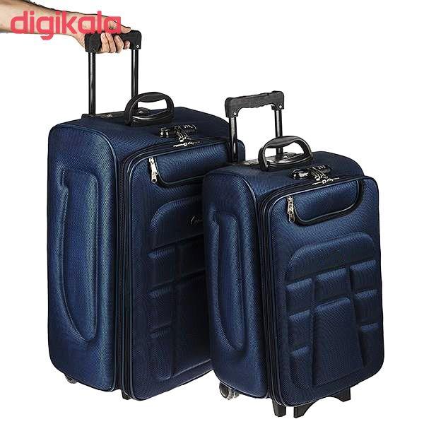 مجموعه 2 عددی چمدان مدل 1199 main 1 1