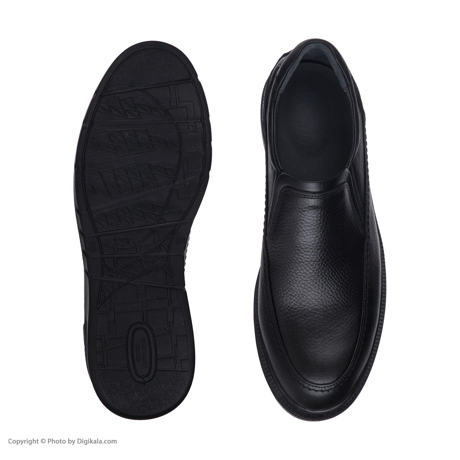 کفش روزمره مردانه بلوط مدل 7240A503101 -  - 4