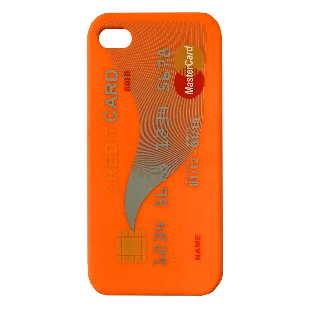 کاور طرح Credit کد S2306 مناسب برای گوشی موبایل اپل Iphone 4/4s