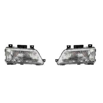 چراغ جلو خودرو SNT مدل JT123 مناسب برای پژو 405 بسته 2 عددی