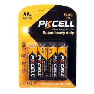 باتری قلمی پیکسل مدل Super Heavy Duty بسته 4 عددی