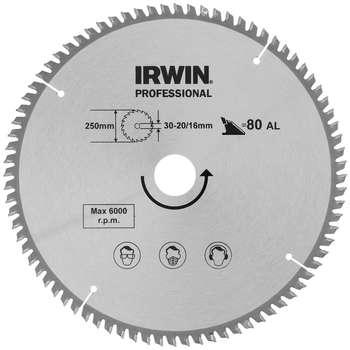 تیغه اره دیسکی آلومینیوم بر اروین مدل 10501588