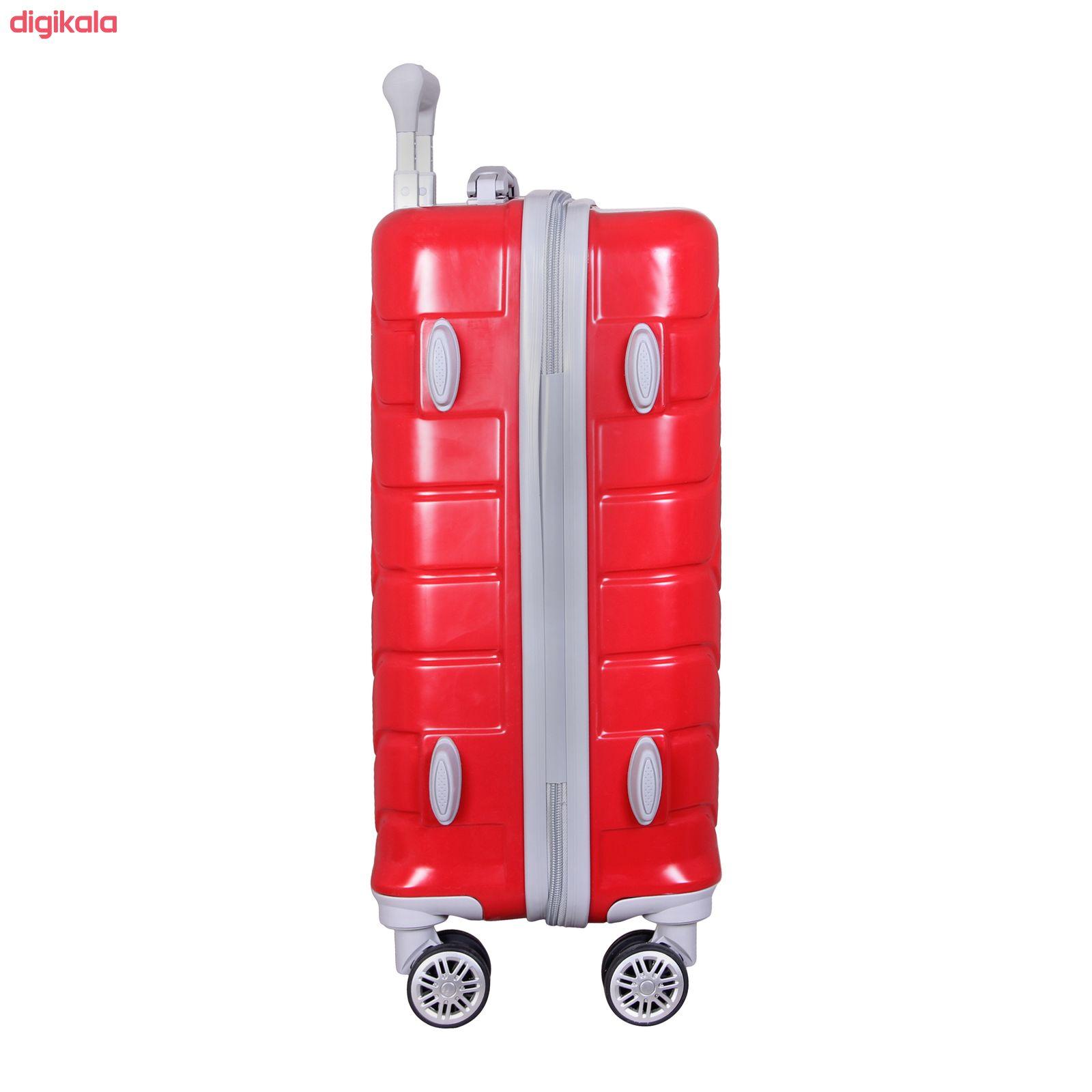 مجموعه سه عددی چمدان مدل 10021 main 1 23