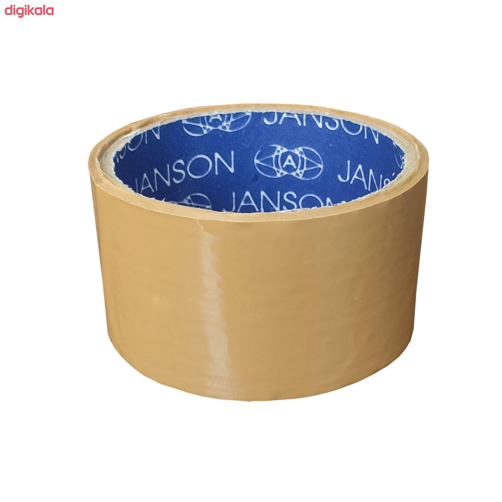 چسب نواری جانسون کد C-09 عرض 5 سانتی متر main 1 1