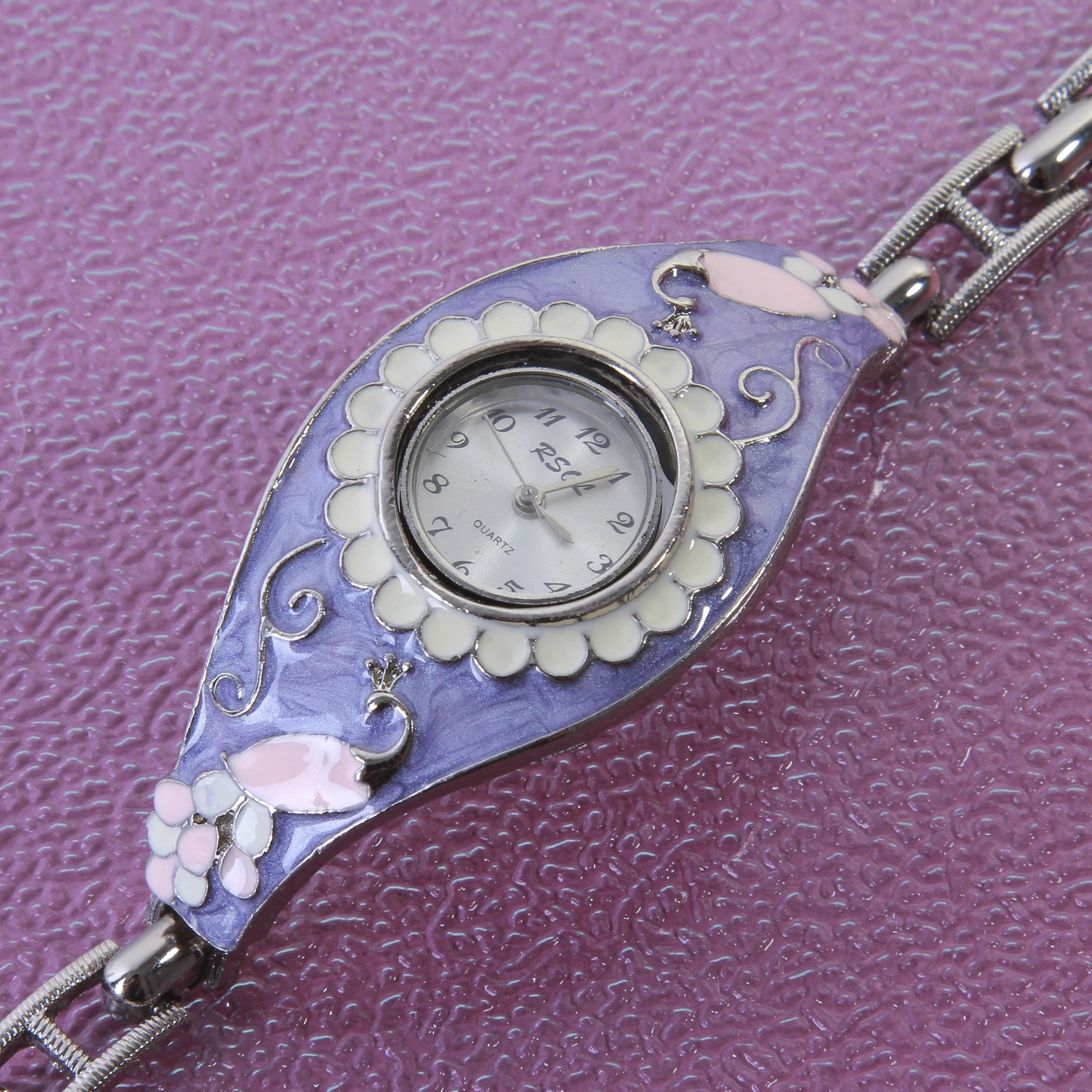 ساعت مچی عقربه ای زنانه کد WHW-167              ارزان