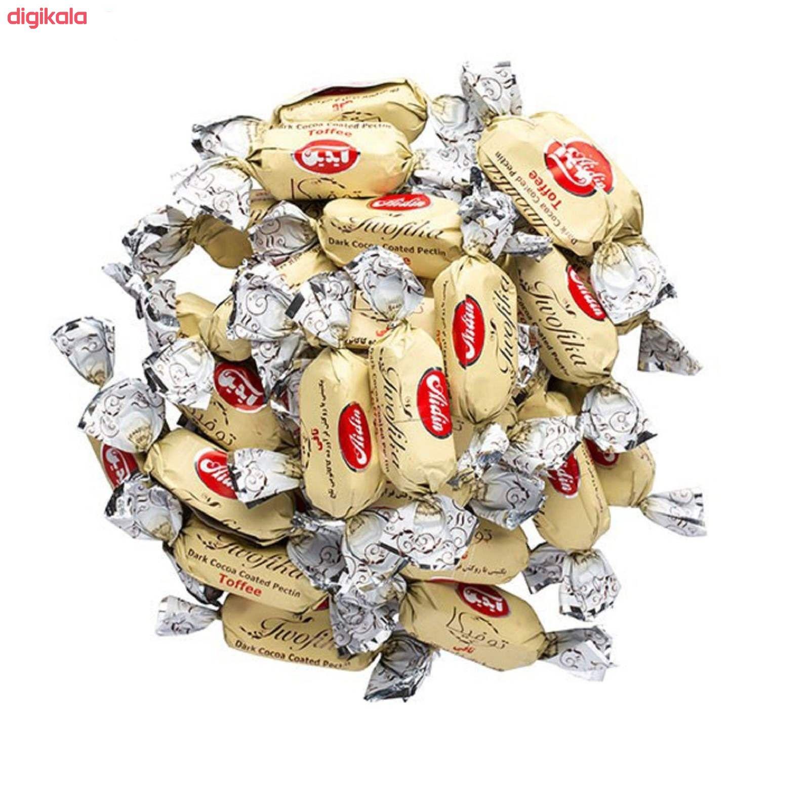 تافی با روکش کاکائو تلخ توفیکا آیدین - 300 گرم main 1 4