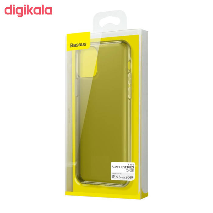 کاور باسئوس مدل ARAPIPH65S-01 مناسب برای گوشی موبایل اپل iPhone 11 Pro Max main 1 5