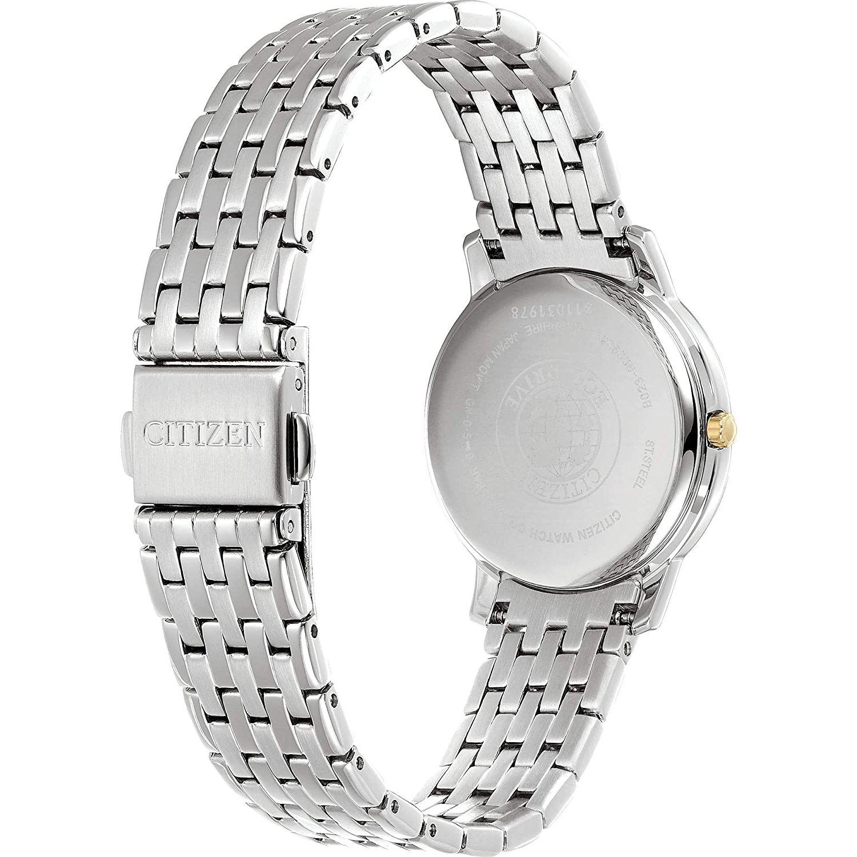 ساعت مچی عقربه ای زنانه سیتی زن مدل EX1498-87A -  - 4