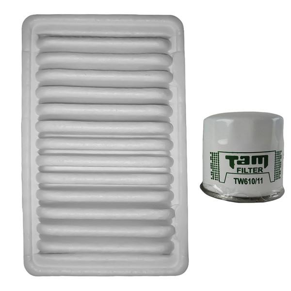 فیلتر روغن تام مدل TW610/11 مناسب برای MVM 110S به همراه فیلتر هوا