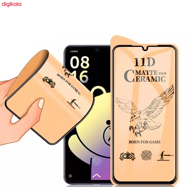 محافظ صفحه نمایش مات مدل M1 مناسب برای گوشی موبایل سامسونگ Galaxy A50/A50S/A30/A30S main 1 5