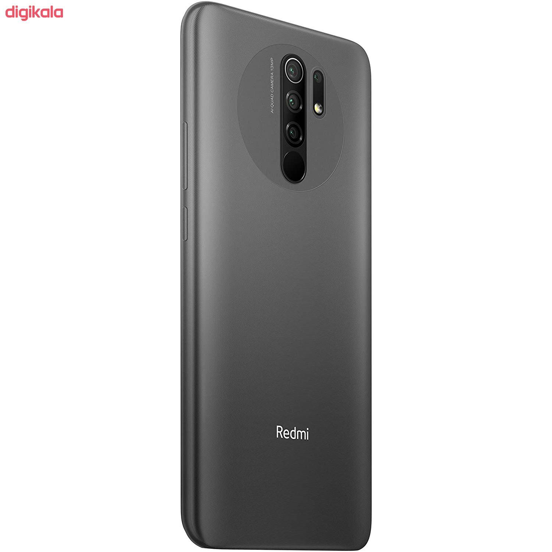 گوشی موبایل شیائومی مدل Redmi 9 M2004J19G دو سیم کارت ظرفیت 64 گیگابایت main 1 4