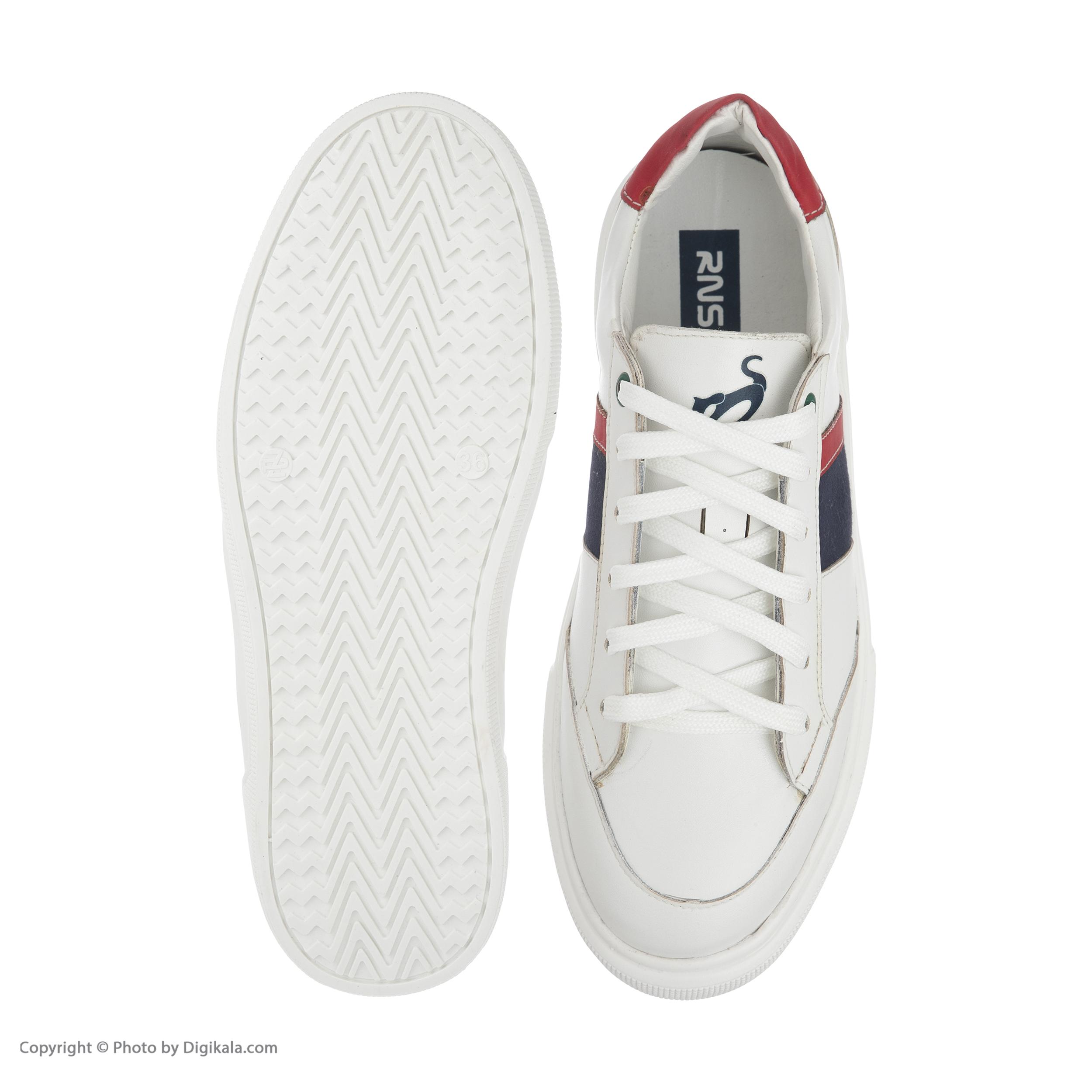 کفش راحتی مردانه آر اِن اِس مدل 113003-01 main 1 2