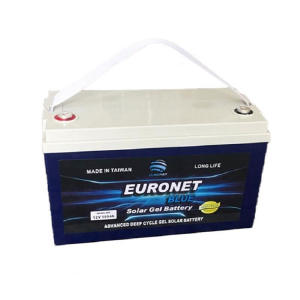 باتری یو پی اس 12 ولت 100 آمپر ساعت یورونت مدل EUR1212