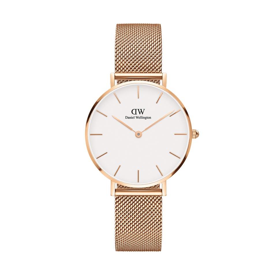 ساعت مچی عقربه ای زنانه دنیل ولینگتون کد DW01S              خرید (⭐️⭐️⭐️)