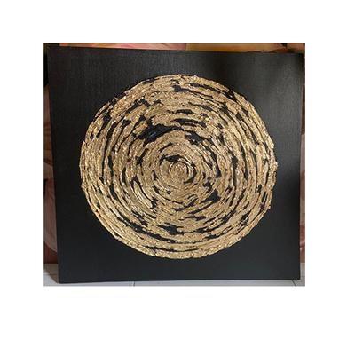 تابلو نقاشی اکریلیک مدل تنه درخت کد 003