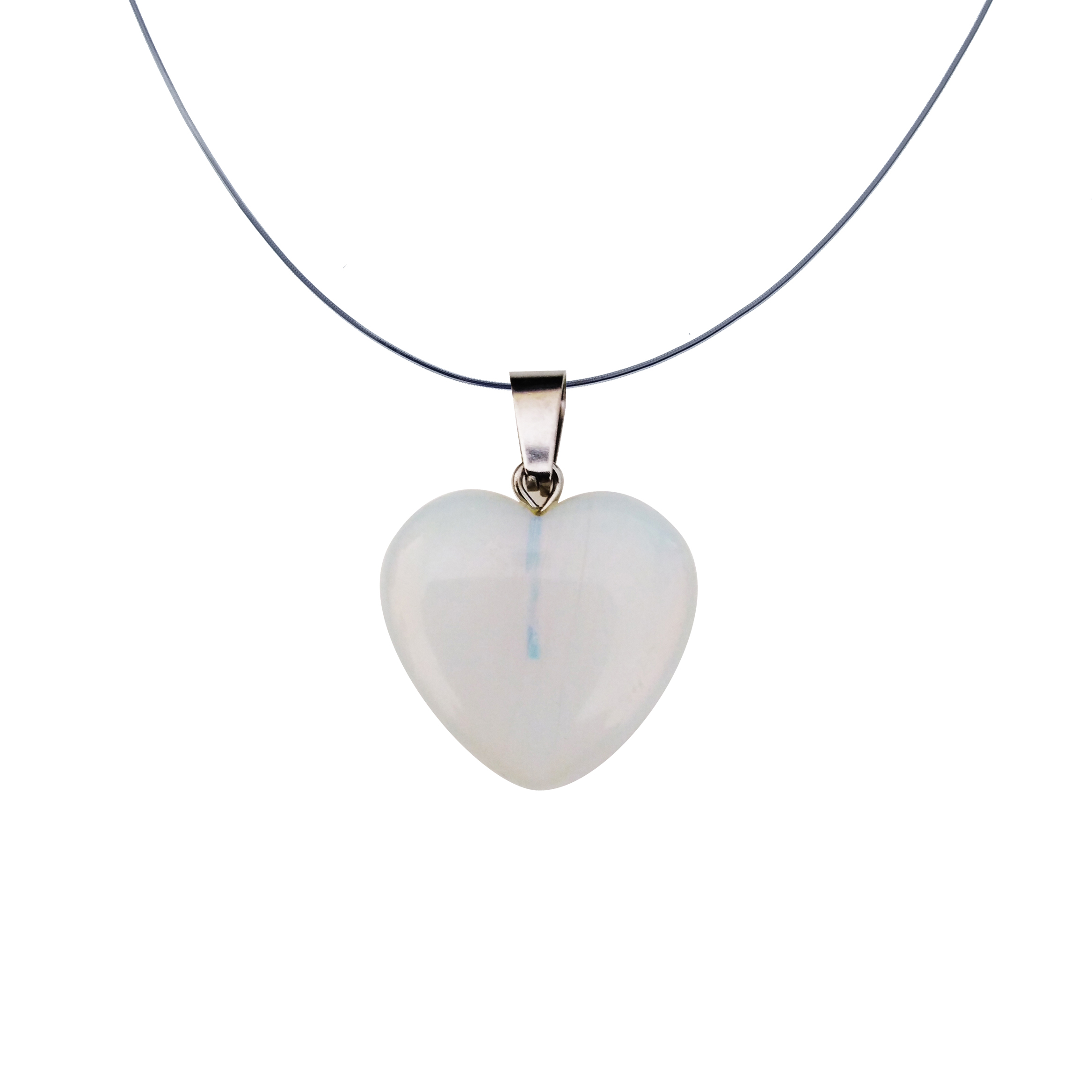 گردنبند زنانه سلین کالا طرح قلب مدل ce-mah3