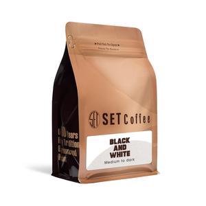 دانه قهوه بلک اند وایت قهوه ست - 250 گرم