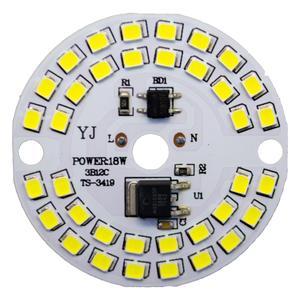 چیپ لامپ ال ای دی 18 وات مدل TS-3419