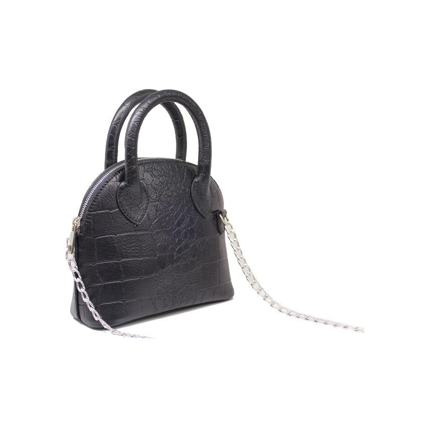 کیف دوشی زنانه چرم آرا مدل d076 -  - 4
