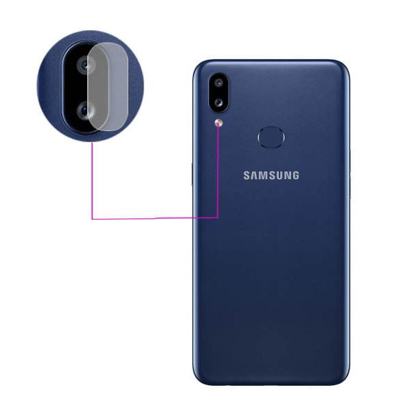 محافظ لنز دوربین مدل LP01mo مناسب برای گوشی موبایل سامسونگ Galaxy A10s