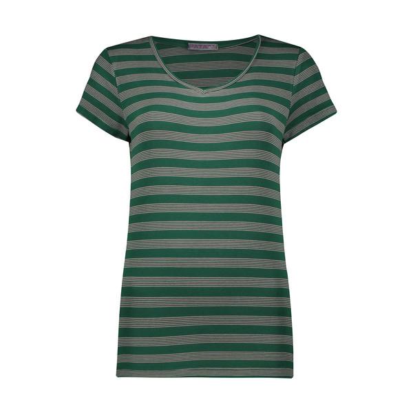 تی شرت آستین کوتاه زنانه پاتن جامه مدل 131631000072329