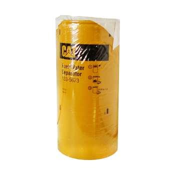 فیلتر جداکننده آب از سوخت ماشین آلات کاترپیلار کد 1335673