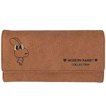 کیف پول زنانه طرح خرگوش کد 6