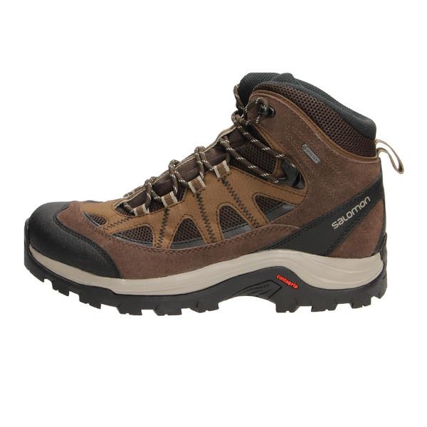 کفش کوهنوردی مردانه سالومون مدل 398668
