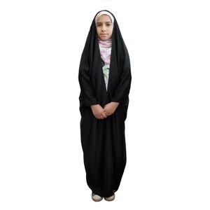 چادر عربی دخترانه حجاب فاطمی کد sat002